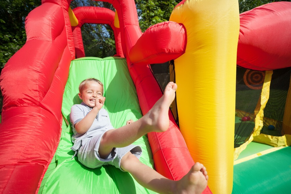 Make Your Best Choice of Inflatable Combo