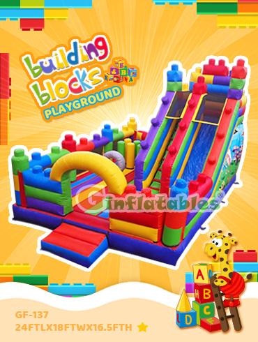 GF-137 Building blocks playground